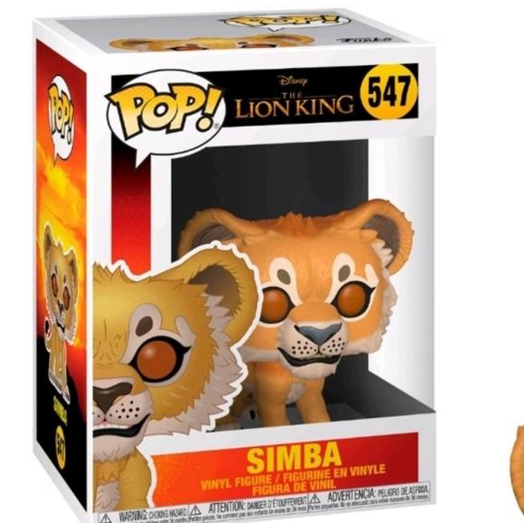 Funko Pop! Disney Simba
